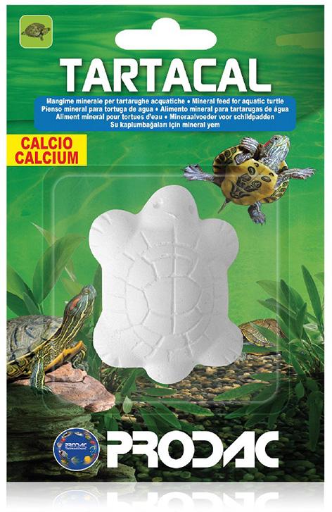 """Корм сухой Prodac """"Tartacal"""", для водных черепах, 15 г"""