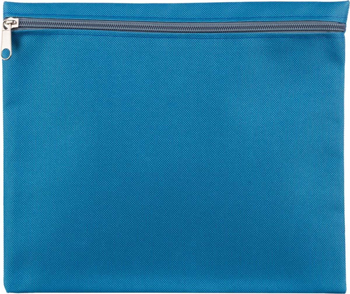 AttacheПапка на молнии Fantasy А5 цвет голубой Attache