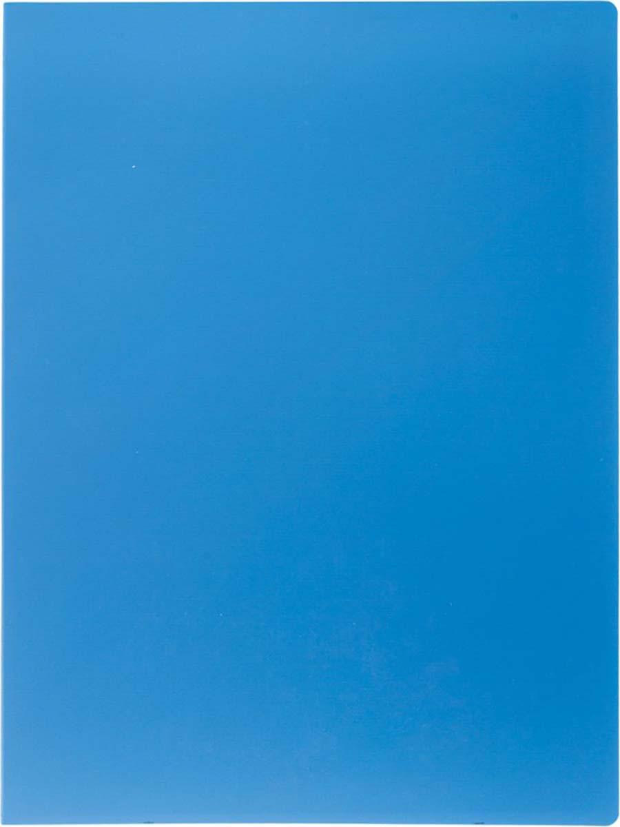 AttacheПапка Fantasy А4 со 100 вкладышами цвет голубой Attache