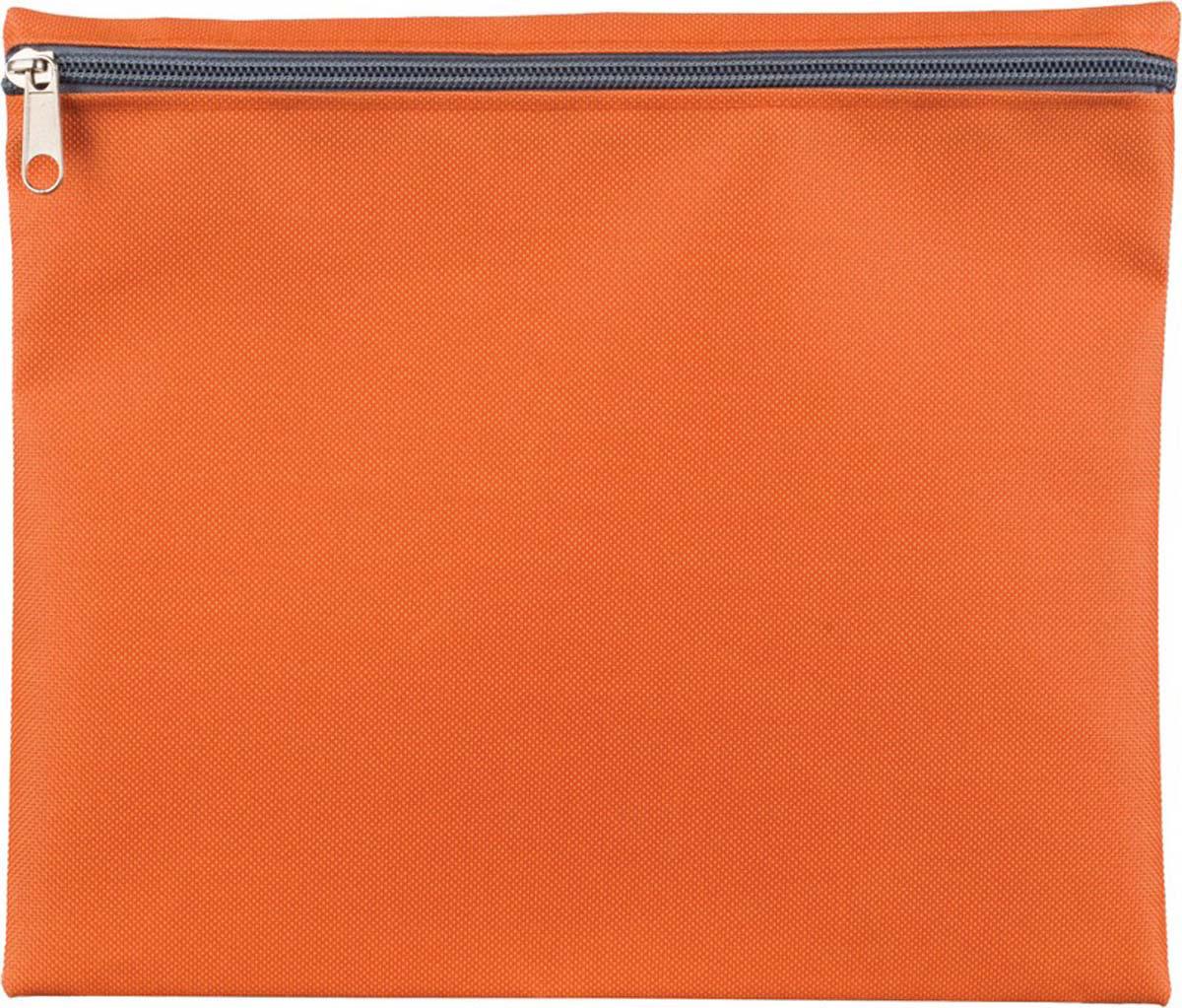 Attache Папка на молнии Fantasy А5 цвет оранжевый