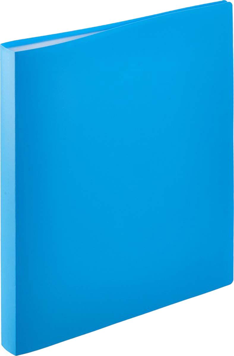 Attache Папка Fantasy А4 с 60 вкладышами цвет голубой