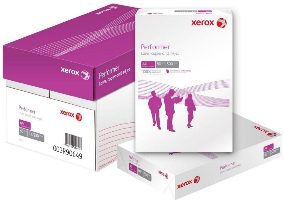 Xerox Бумага для принтера Performer формат А4 500 листов бумага для принтера svetocopy а4 500 листов