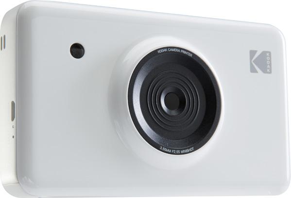 Kodak Mini Shot, White фотокамера мгновенной печати