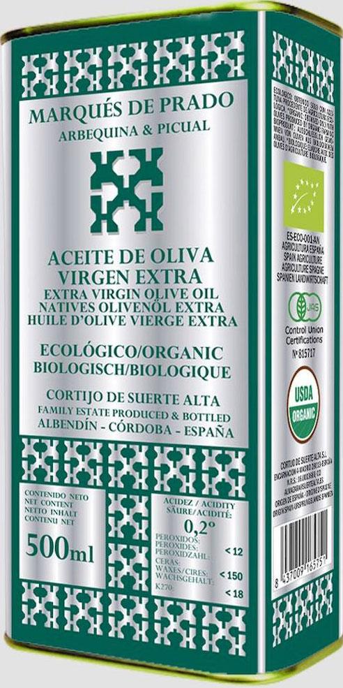 Новый вкус и только у нас: купаж сортов Арбекина и Пикуаль. Масло с нежным, мягким, сладковатым вкусом и нотами миндаля и артишоков. Кислотность: 0,2%. Удивительное по вкусу и аромату порадует настоящих ценителей качественного вкусного оливкового масла. Масло лимитированного выпуска!