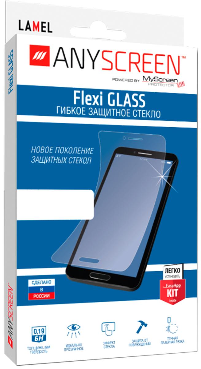 AnyScreen Flexi Glass защитное стекло для Samsung Galaxy J1(2016) (SM-J120F), Transparent цена и фото