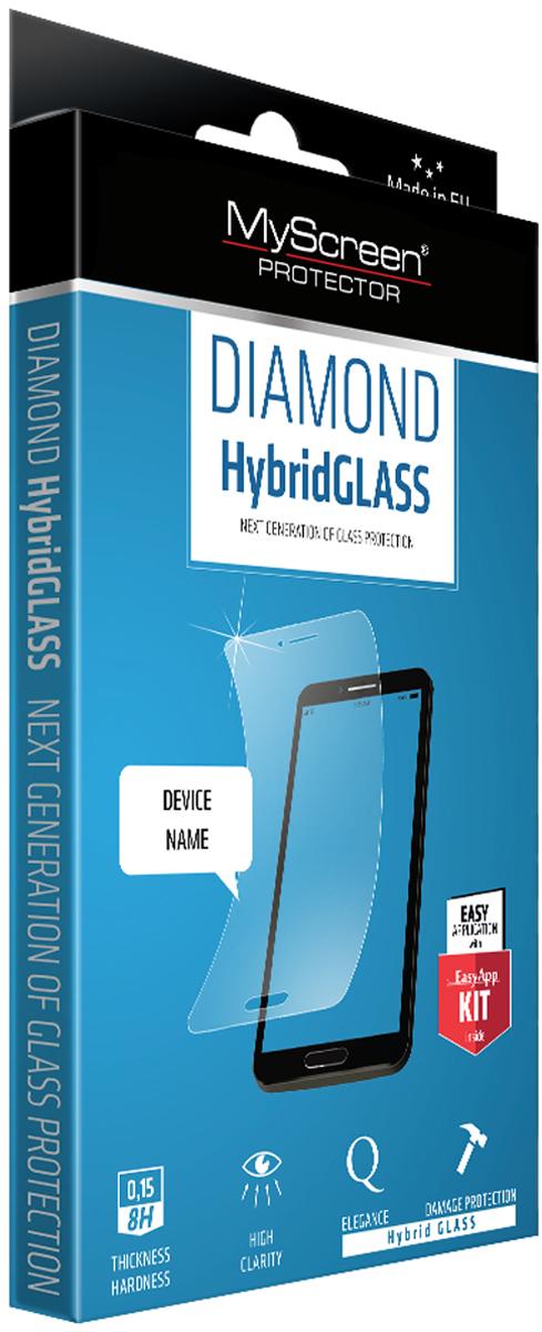 MyScreen Diamond HybridGLASS EA Kit защитное стекло для Samsung Galaxy J3 2017, Transparent