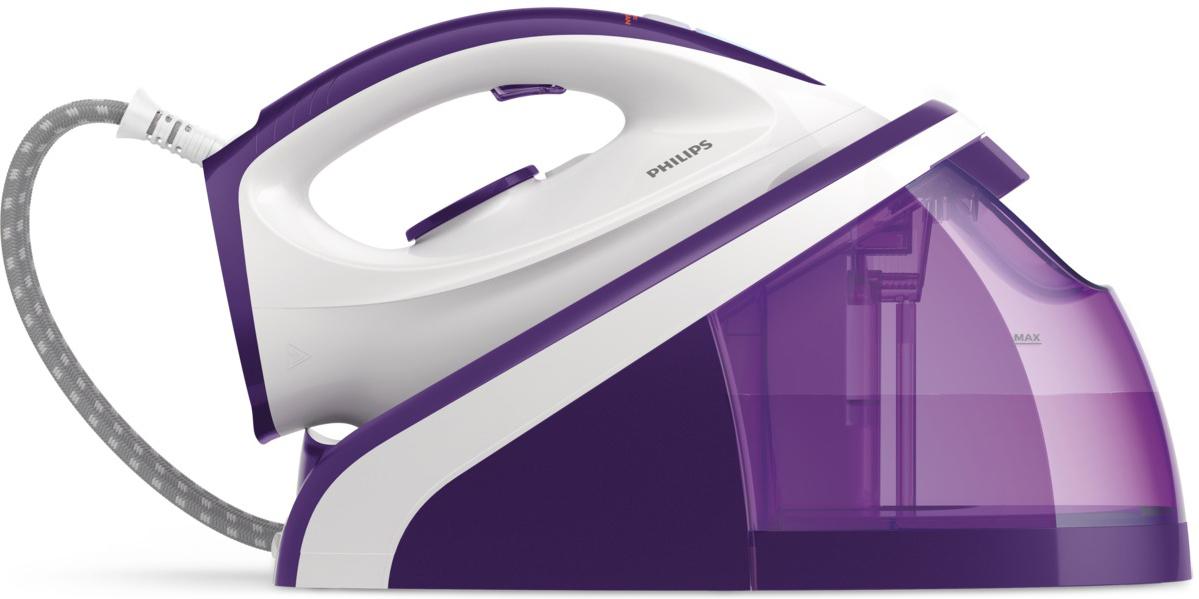 Philips HI5914/30, White Purple парогенератор