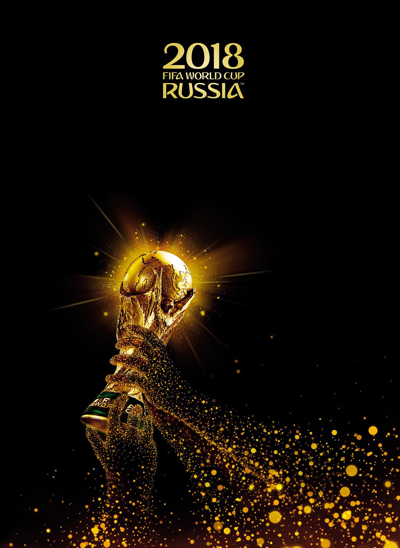 FIFA-2018 Блокнот ЧМ по футболу 2018 Золотая эмблема 80 листов недорго, оригинальная цена