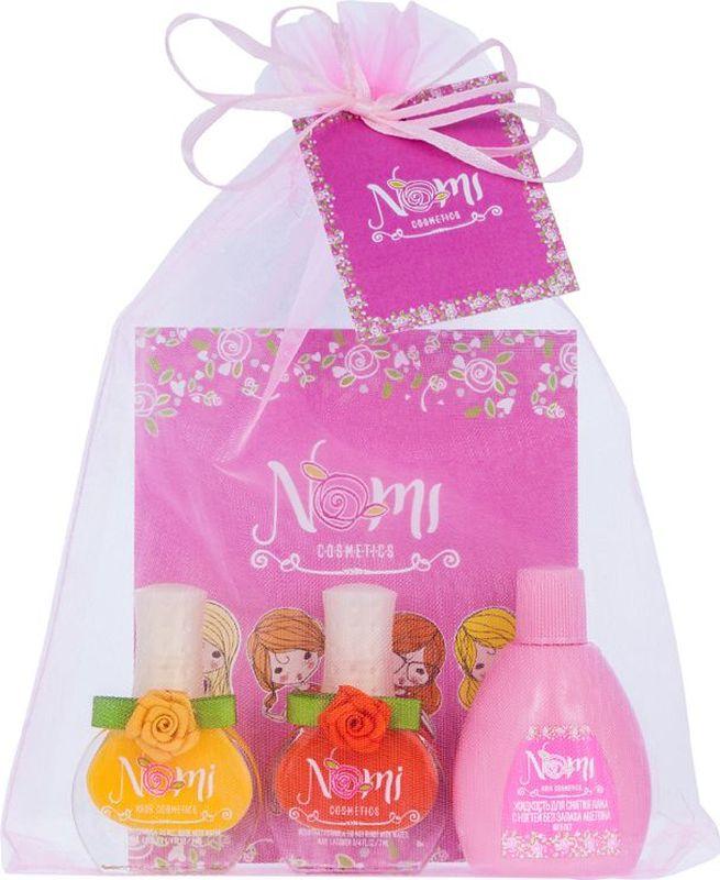 Nomi Подарочный набор детской косметики №16