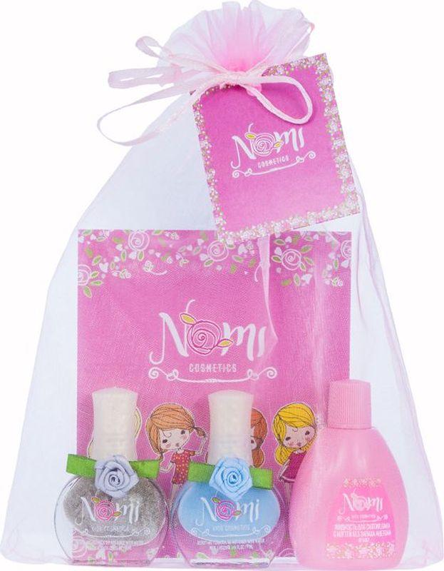 Nomi Подарочный набор детской косметики №18