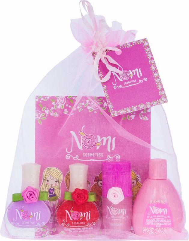 Nomi Подарочный набор детской косметики №19 комплекты детской одежды mini world подарочный набор для девочки 5 предм��тов mw13908
