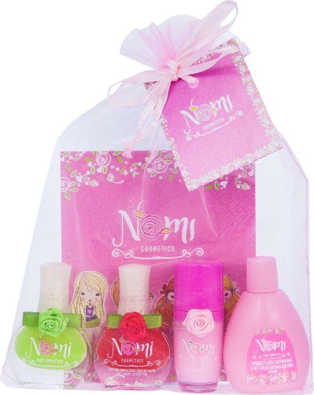 Nomi Подарочный набор детской косметики №20 комплекты детской одежды mini world подарочный набор для девочки 5 предм��тов mw13908