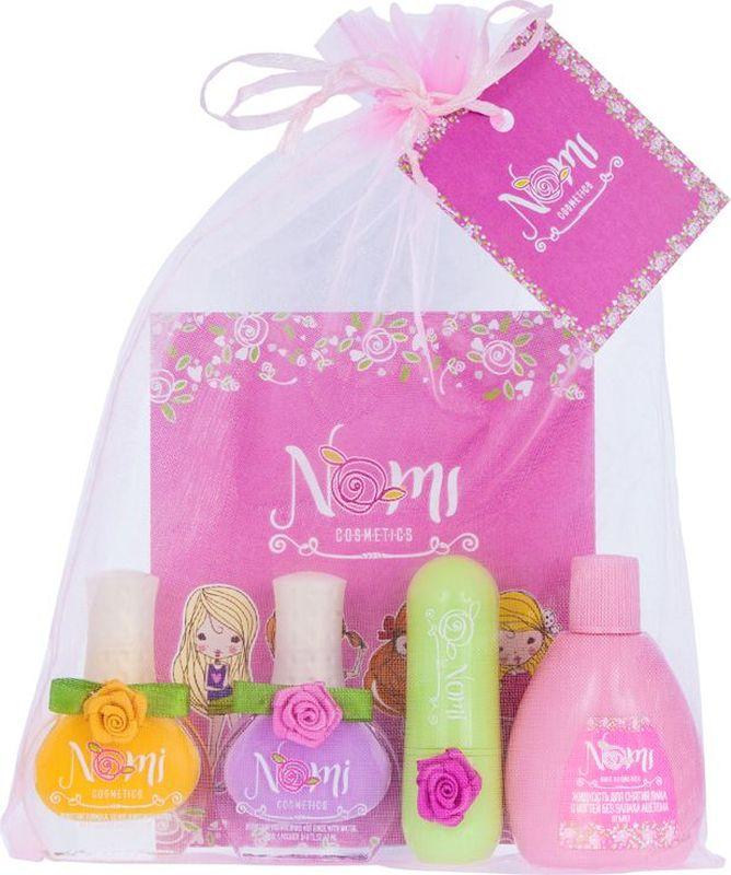 Nomi Подарочный набор детской косметики №22 комплекты детской одежды mini world подарочный набор для девочки 5 предм��тов mw13908