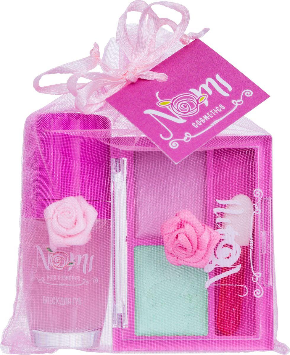 Nomi Подарочный набор детской косметики Фиона комплекты детской одежды mini world подарочный набор для девочки 5 предм��тов mw13908