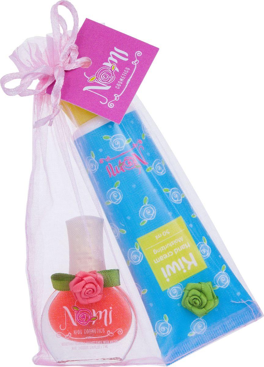 Nomi Подарочный набор детской косметики Легкая нежность комплекты детской одежды mini world подарочный набор для девочки 5 предм��тов mw13908