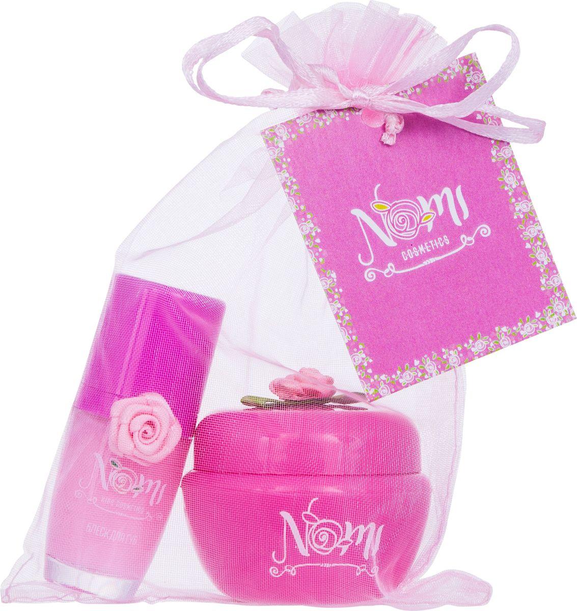 Nomi Подарочный набор детской косметики Розовая радость