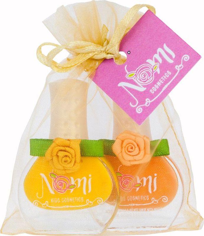 Nomi Подарочный набор детской косметики № 13A комплекты детской одежды mini world подарочный набор для девочки 5 предм��тов mw13908