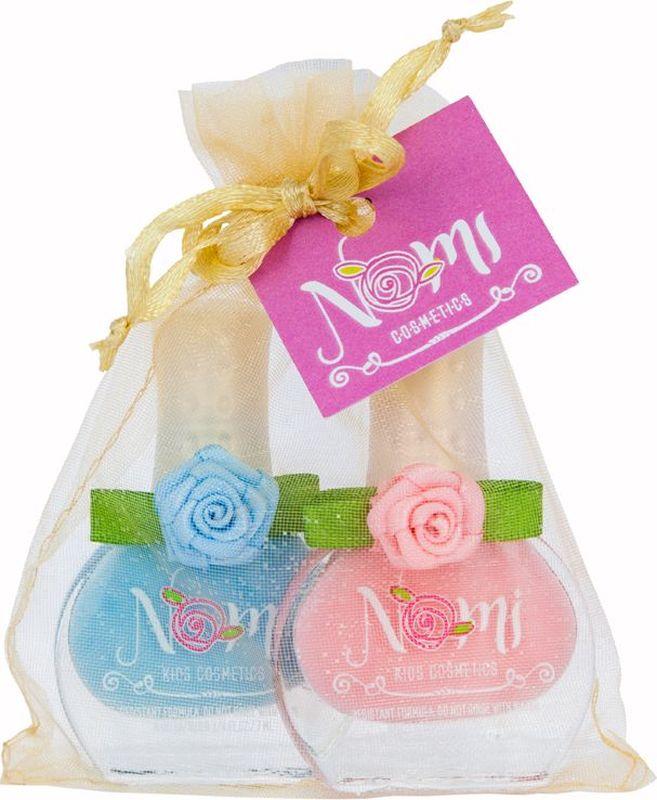 Nomi Подарочный набор детской косметики № 14A комплекты детской одежды mini world подарочный набор для девочки 5 предм��тов mw13908