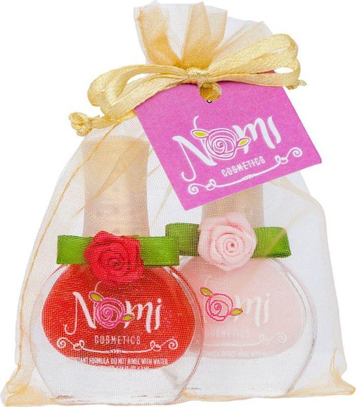 Nomi Подарочный набор детской косметики № 15A комплекты детской одежды mini world подарочный набор для девочки 5 предм��тов mw13908