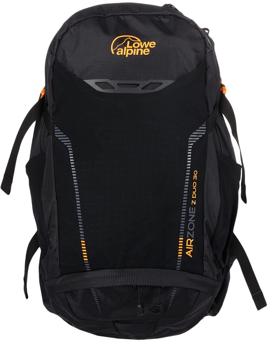 Система вентиляции спины AirZone создаст свободную циркуляцию воздуха и гарантирует точную посадку рюкзака. Этот рюкзак не зря получил имя Duo, ведь он одновременно обеспечит комфортность и практичность в использовании.  Два внутренних отделения позволят удобно скомпоновать содержимое рюкзака, при этом не теряя свободы доступа как сверху, так и снизу.  Из приятных мелочей нельзя не отметить удобное отделение на молнии в верхней части рюкзака, а также вместительный фронтальный и боковые карманы.