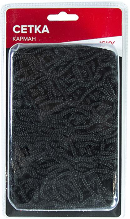 Купить Сетка багажная iSky , 2 пластиковых крюка, 2 болта, 45 x 90 см