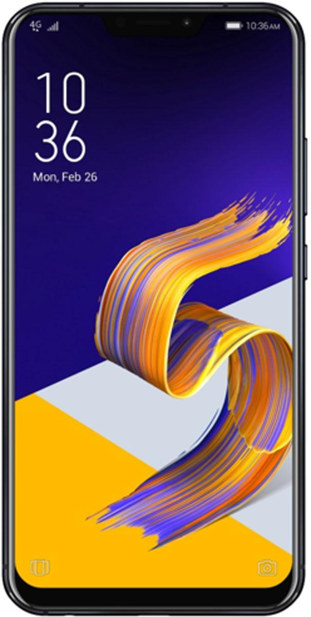 ASUS ZenFone 5 ZE620KL, Midnight Blue (90AX00Q1-M00180) oem 10 144 430 na 636 sma walkie talkie baofeng 5r b6 px 888k uvd1p na 636