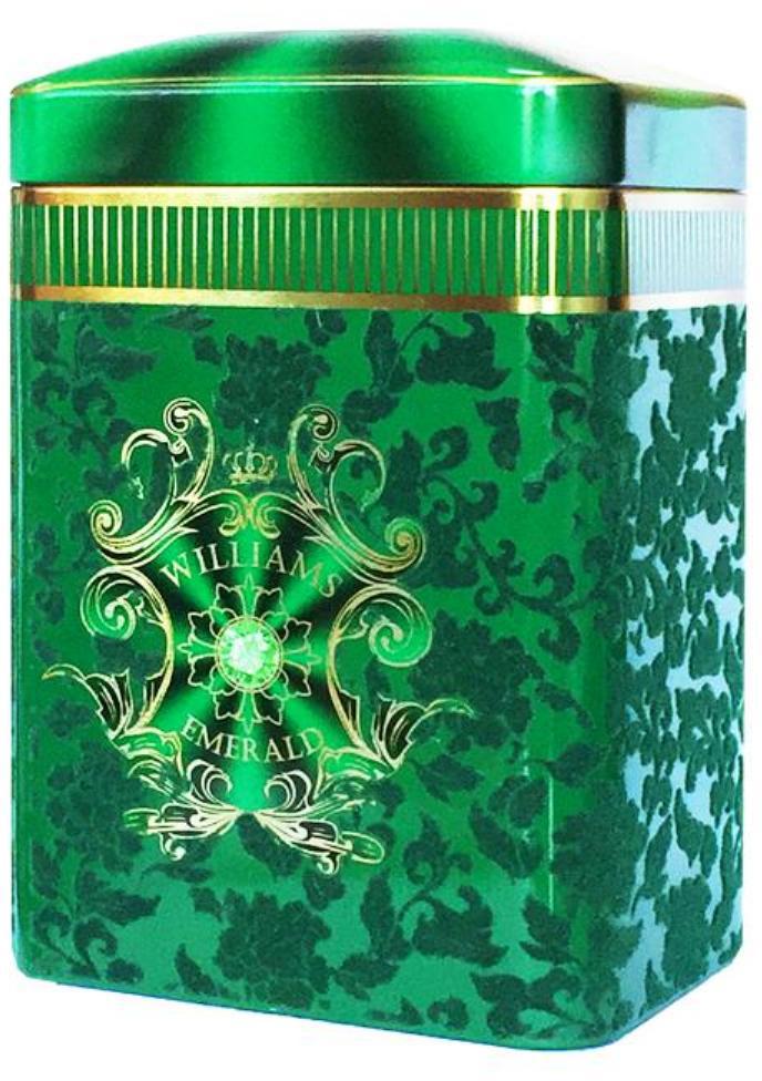 Williams Emerald Tie Guan Изумруд Улун Те Гуань Инь чай зеленый листовой, 150 г plum snow улун те гуань инь листовой чай 100 г