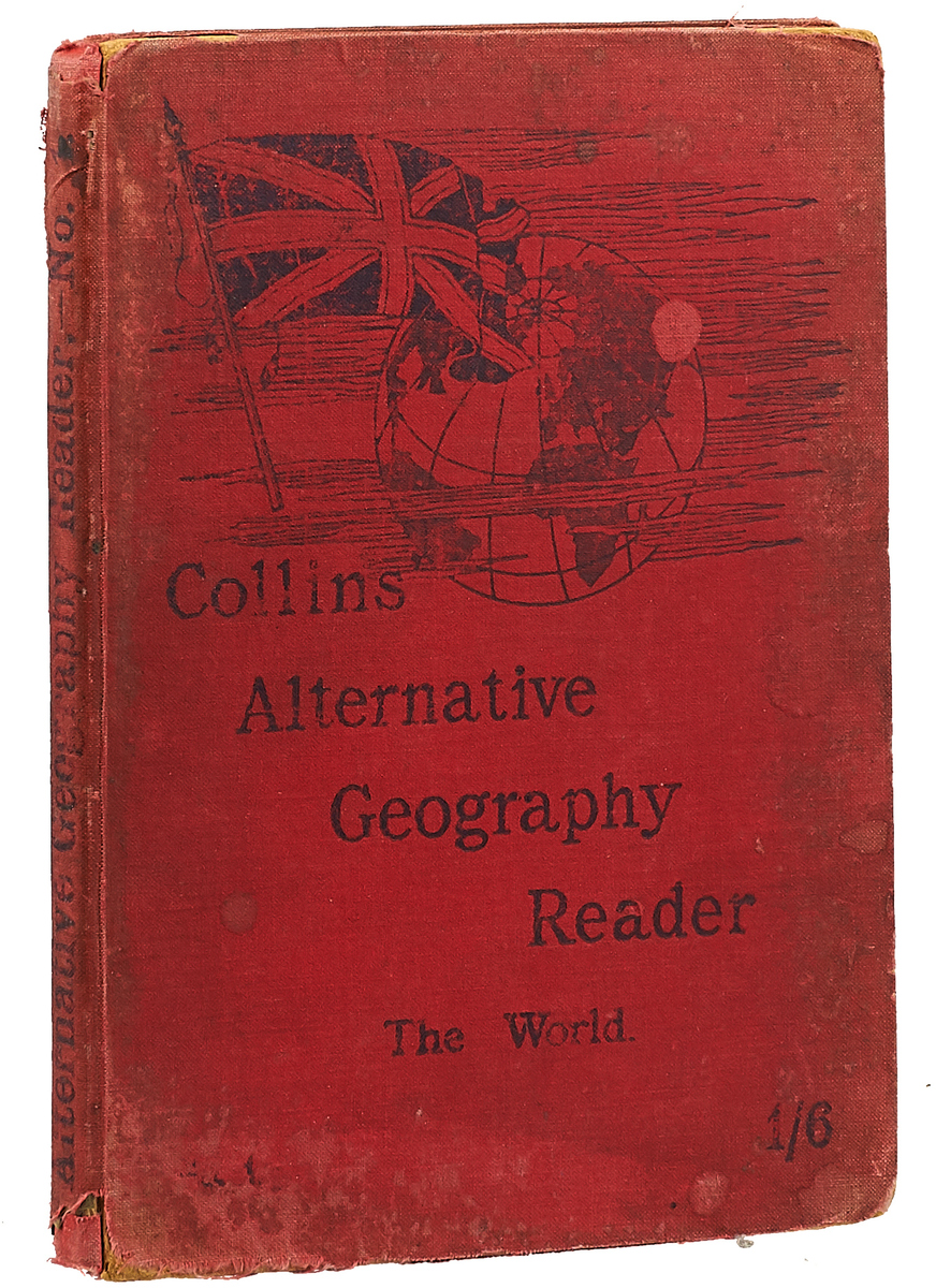 Collins' Alternative Geography Reader. The World