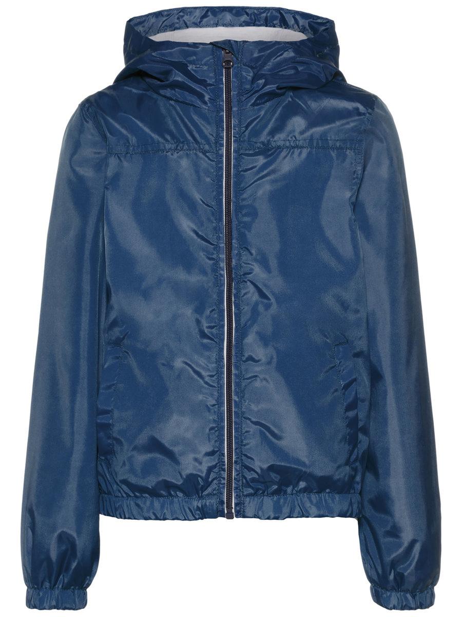 Куртка для мальчика Name It, цвет: синий. 13150308_Dress Blues. Размер 152