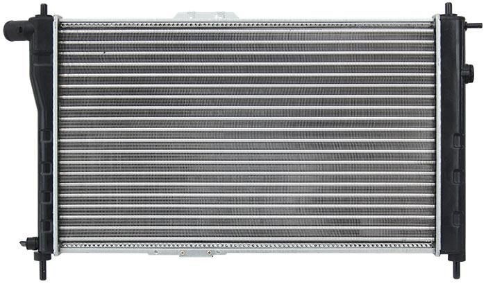 """Радиатор алюминиевый """"Kroner"""", для Daewoo Nexia 1994- 1.5i 16V/1.8i MT K200001"""