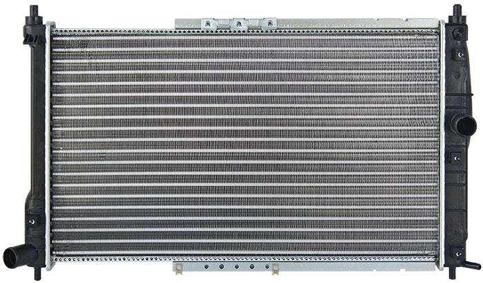 "Радиатор алюминиевый ""Kroner"", для Chevrolet Lanos (1997-) 1.3i/1.5i/1.6i MT K200061"