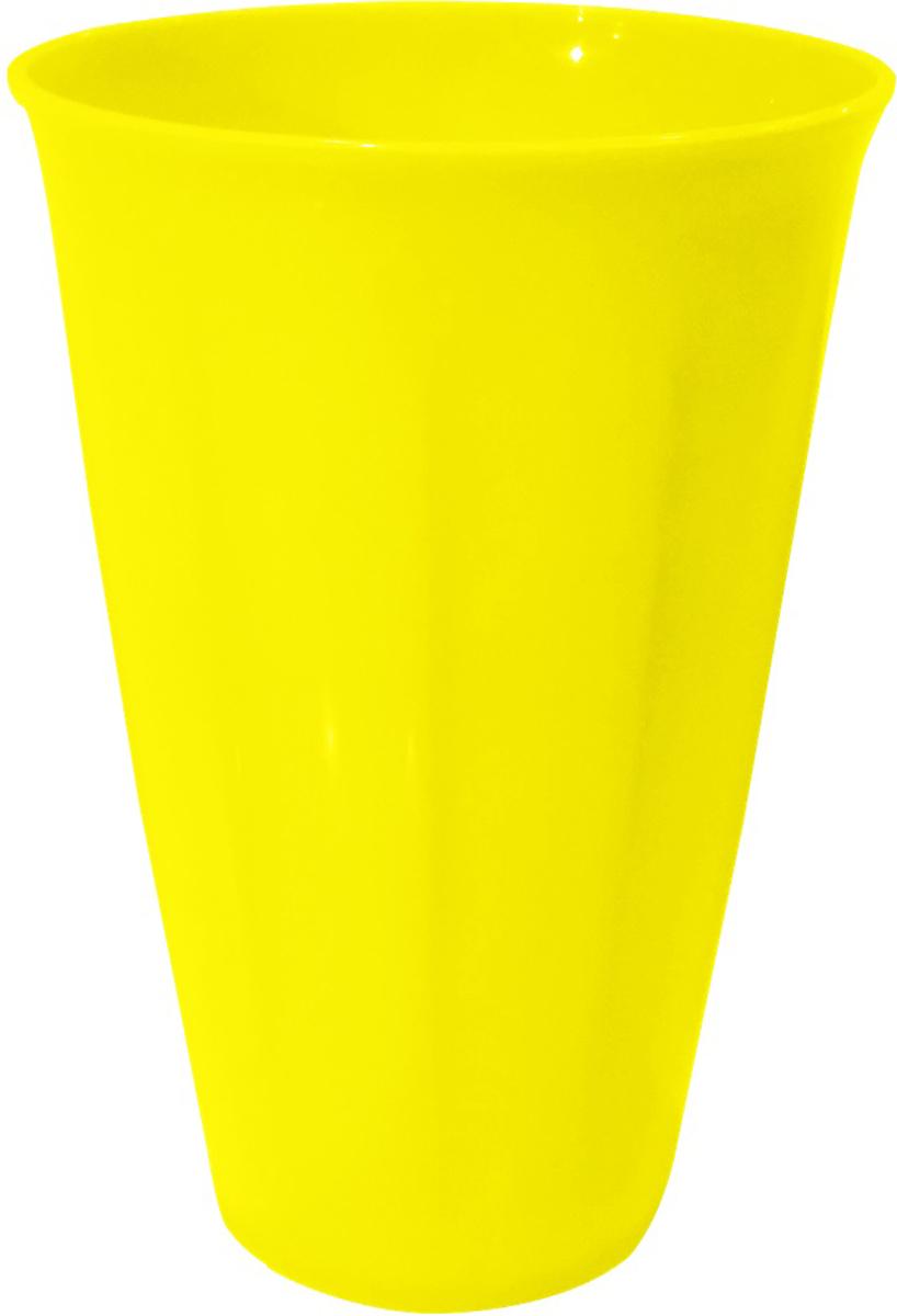 Удобный классический стакан из прочного пластика для холодных и горячих напитков. Вместимостью 0,35 л.