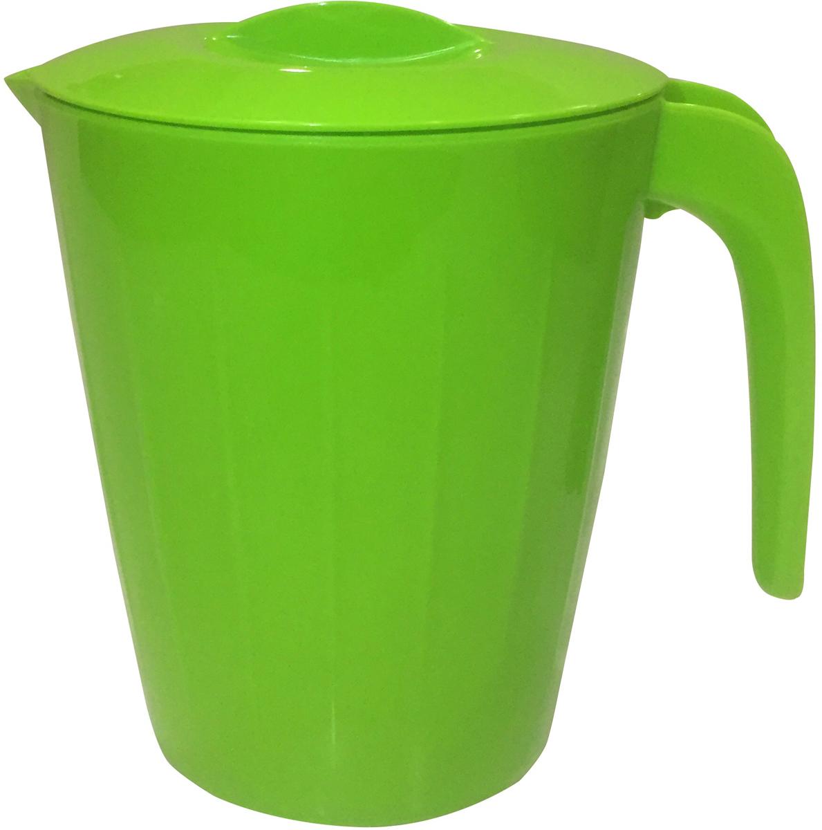 Стильный, презентабельный дизайн Кувшина Bono не может не украсить ваш стол. Кувшин позволяет вмещать в себя 1,9 л любого напитка. Присутствует крышка, защищающая от попадания пыли, что очень важно находясь за столом на природе.