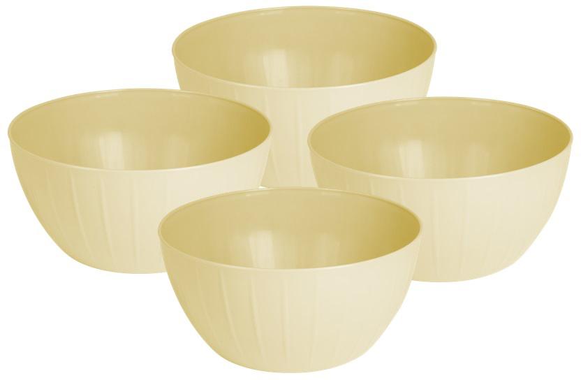 Серия салатников Fiesta – новая итальянская новинка от Giaretti. Они выгодно подчеркнут преимущества ваших блюд. Салатники объемом 0,6 л удобно помещаются друг в друга, что позволяет практично использовать пространство для хранения. Идеально подходят для подачи салатов порционно, индивидуально каждому гостю! Советуем комбинировать с салатниками Fiesta объемом 1,7 литра, 2,8 литра, а также 5 литров.
