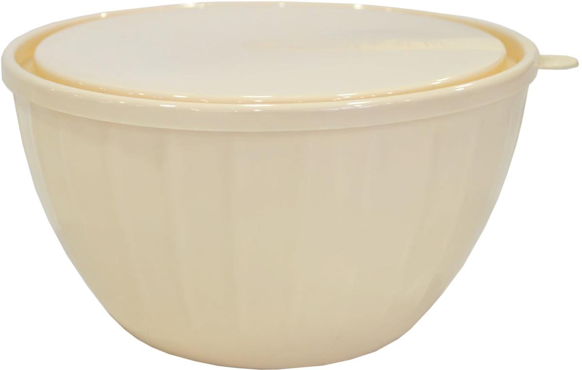 Пластиковый салатник предназначен не только для подачи, но и для хранения салатов. Удобная крышка помогает сохранять свежесть продуктов, а сам салатник достаточно легок для транспортировки! Он создан из абсолютно безопасных пищевых материалов, так что вы можете не волноваться о сохранении качества продуктов. Для большего удобства советуем приобретать салатники Fiesta объемом 1,7 литра и 2,8 литра.