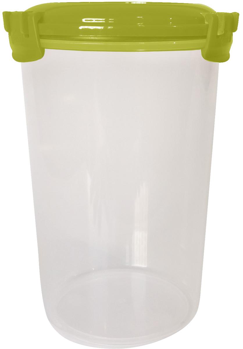 Емкость для продуктов Giaretti Fresco, цвет: оливковая роща, 1,1 л chkj глубокая оливковая 42 мм