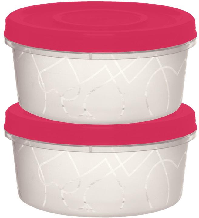 Набор Giaretti состоит из 2 контейнеров. Емкости изготовлены из пищевого полипропилена и оснащены завинчивающимися крышками, которые плотно закрываются, дольше сохраняя продукты свежими. Емкости идеально подходят для хранения пищи, фруктов, ягод, овощей.Такой комплект пригодится в любом хозяйстве. Легкие емкости одинаково удобно взять с собой или хранить продукты дома, замораживать ягоды и овощи небольшими порциями.