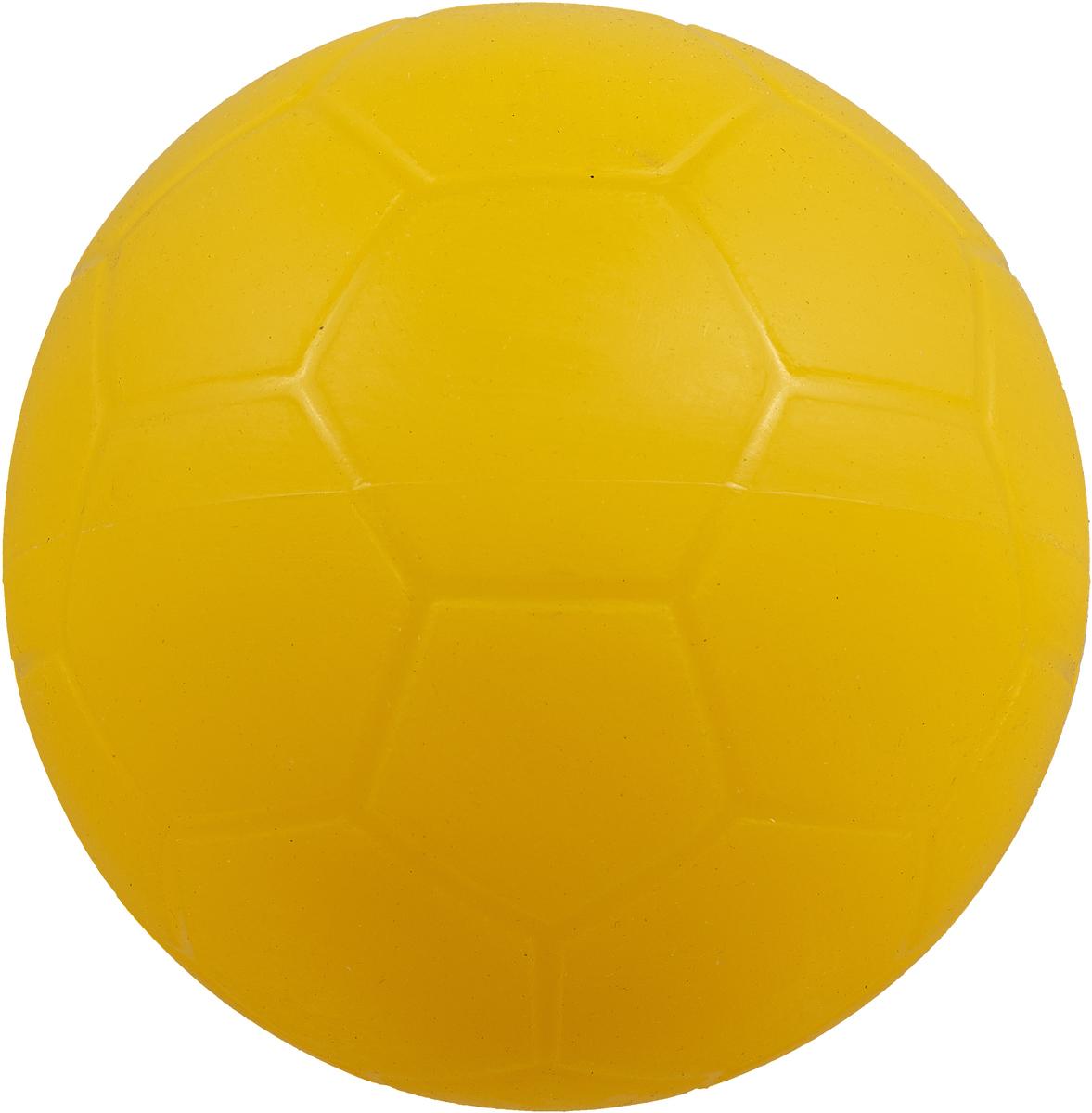 Пластмастер Мяч диаметр цвет желтый 12,5 см