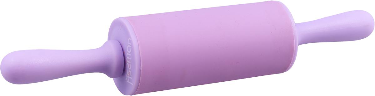 Вращающаяся рабочая часть скалки изготовлена из 100% экологически чистого силикона. Скалка легко моется. С помощью неприлипаемой рабочей части вы с легкостью раскатаете любое тесто. Ручки из прочного пластика удобные и не скользят в руках. Отличаясь не только стильным дизайном, но и особой функциональностью, кухонные принадлежности FISSMAN помогут вам достичь неповторимых результатов.