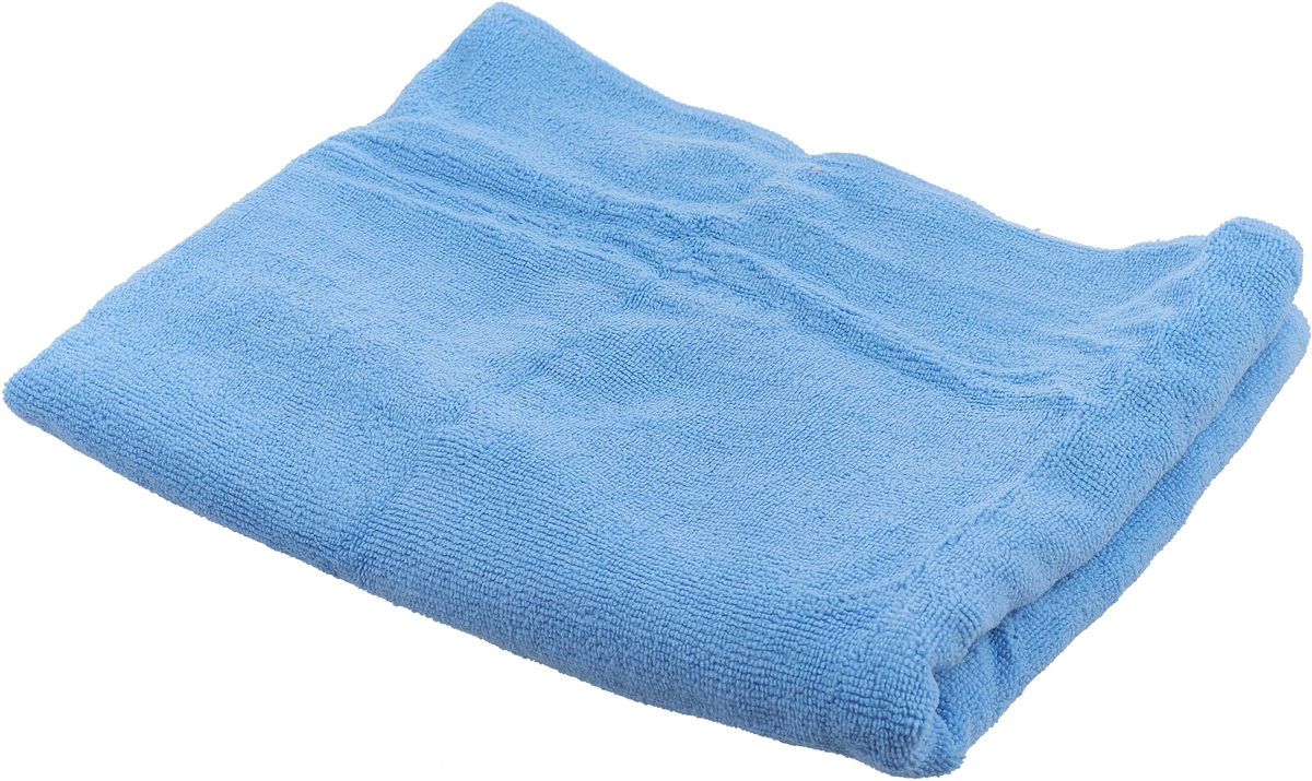 Полотенце махровое KingCamp Camper Towel, цвет: синий, 90 x 45 см