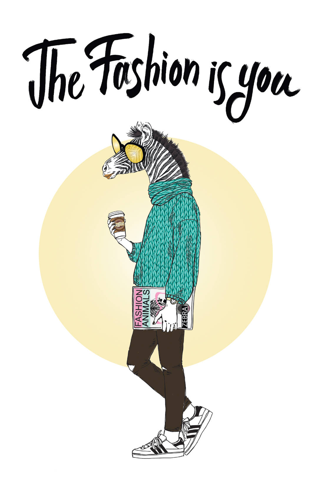 The fashion is you ISBN: 978-5-04-095853-5