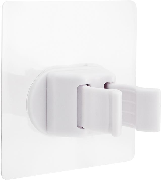 Самоклеящийся держатель для швабры - незаменимая вещь в каждом доме. Позволяет крепить швабру во избежание постоянного падения инвентаря для уборки. Держатель обладает прозрачной силиконовой базой, что делает его незаменимым на приклеиваемой поверхности, а специальный пластиковый фиксатор надежно удерживает швабру на стене. Держатель может быть удален и приклеен снова благодаря инновационной клейкой основе. Рекомендуется к приклеиванию на кафель, пластик, гладкую и прочную (не пыльную) основу, крашенную стену, некоторые виды обоев.