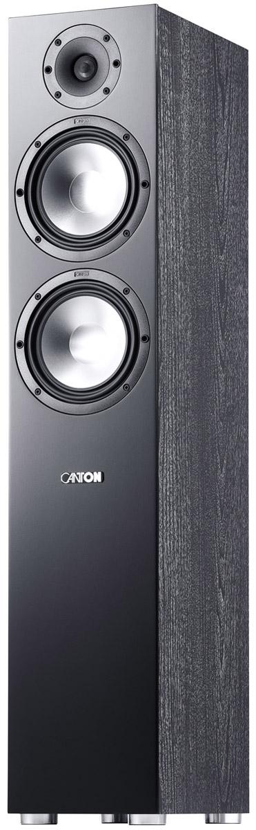 Canton GLE 476.2, Black акустическая система (1 шт.) динамик сч нч aad sd 050b 1 шт