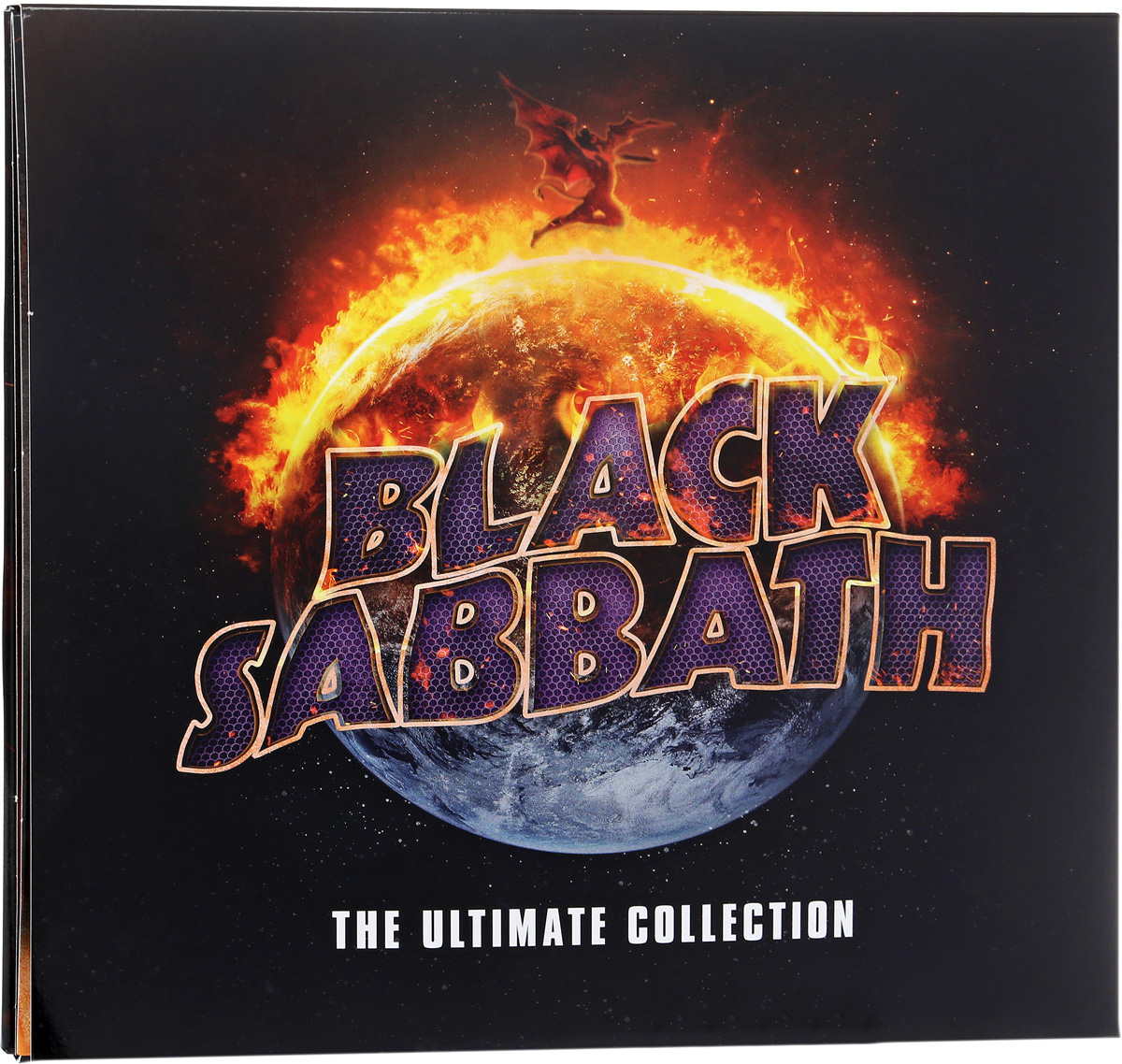 Black Sabbath Black Sabbath. The Ultimate Collection (4 LP)