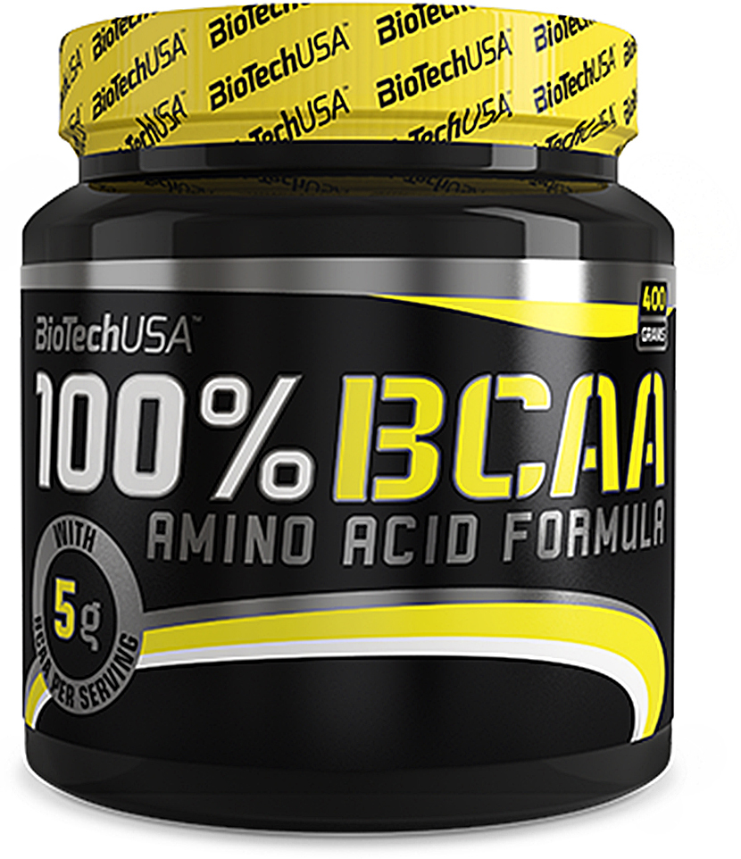 BCAA BioTech БЦА 100%, 400 г biotech biotech multivitamin for women 60