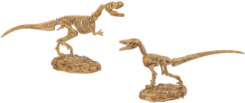 Набор для опытов и экспериментов Bondibon Динозавры 2 в 1