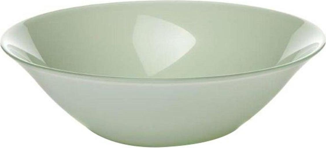 Салатник Pasabahce Boho, цвет: зеленый, диаметр 23 см. 28815 салатник pasabahce sultana диаметр 23 см 10284b