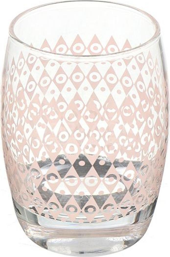 Стакан Pasabahce Boho , цвет: розовый, 350 мл. 26961SL стакан pasabahce стамбул 190 мл