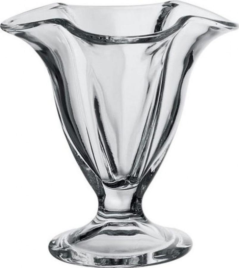 """Набор креманок """"Pasabahce"""" изготовлен из высококачественного стекла. Благодаря высокому качеству и уникальному дизайну, изделия будет очень стильно смотреться на столе. Посуда предназначена для интенсивного использования. Благодаря утолщенным краям, изделия имеют дополнительную защищенность от механических повреждений, благодаря этому увеличивается срок службы стеклянных изделий, также их можно мыть в посудомоечной машине не опасаясь за их внешний вид."""