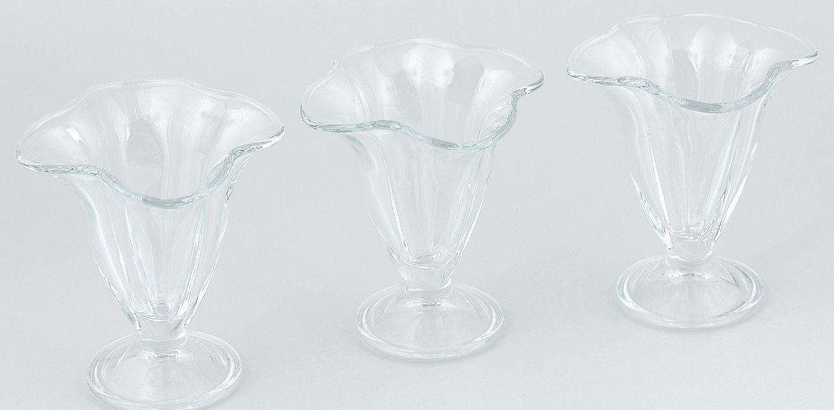 Креманка Pasabahce Iceville , цвет: прозрачный, 250 мл креманка для десертов 100г ложка 13 см 1168246